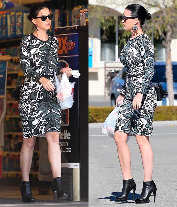 Katy Perry Sam &amp; Lavi Bernice Animal Kingdom dress drugstore